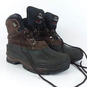 Weatherproof Boot Co. Glacier boots men's sz 8